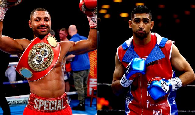 Kell Brook brands Amir Khan a 'time waster' who 'doesn't want the fight'