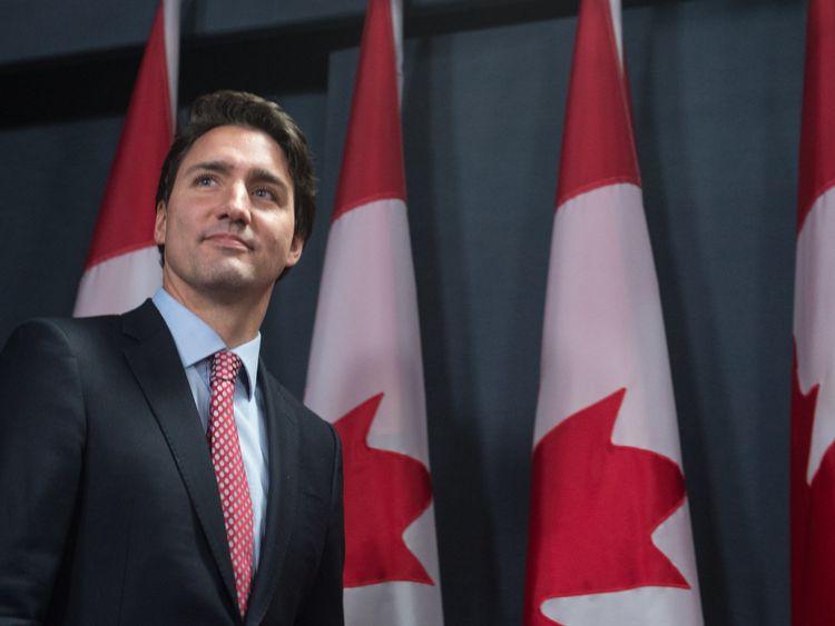 Justin Trudeau, Canada's Prime Minister