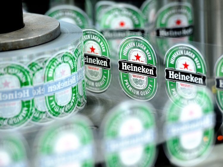 Heineken cuts FY margin guidance after profit falls short