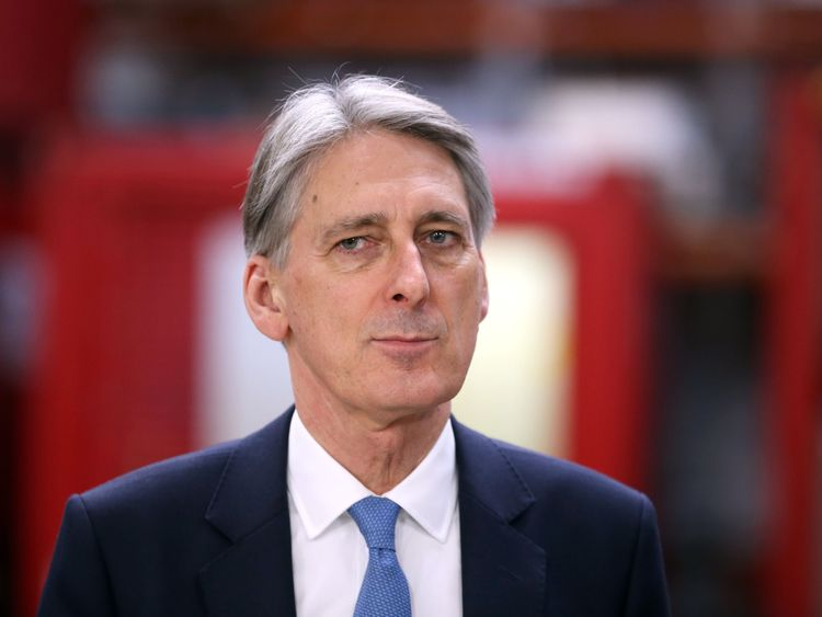 Philip Hammond says a longer transitional period may be needed after Brexit is finalised