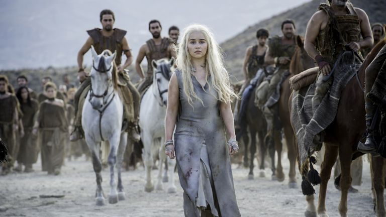 Rumours surrounding the seventh season centre on Jon Snow and Daenerys Targaryen