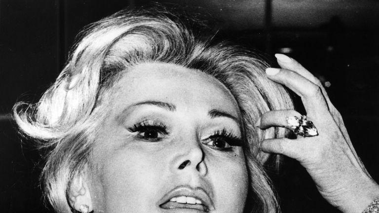 Gabor in 1961