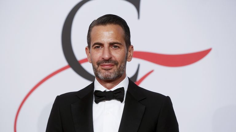 Marc Jacobs has said he would rather 'help those hurt by Trump'