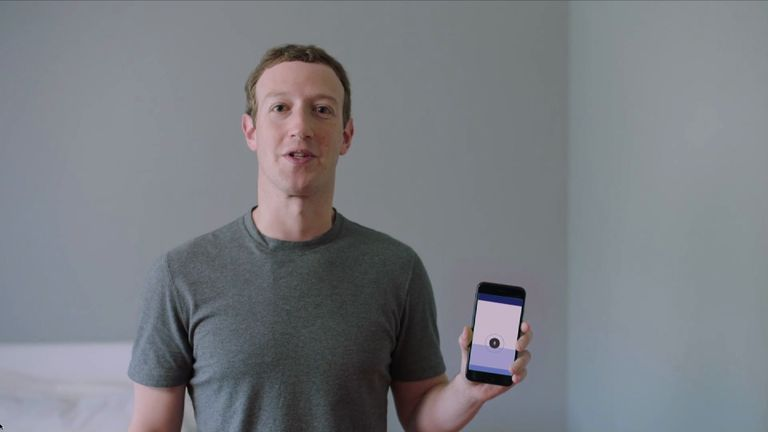 Mark Zuckerberg explains how he communicates with his robot butler Jarvis