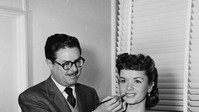 The actress was a leading lady in Hollywood musicals and comedies