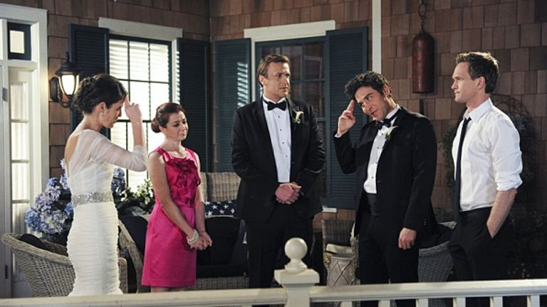 How I Met Your Mother ended in 2014 after nine seasons