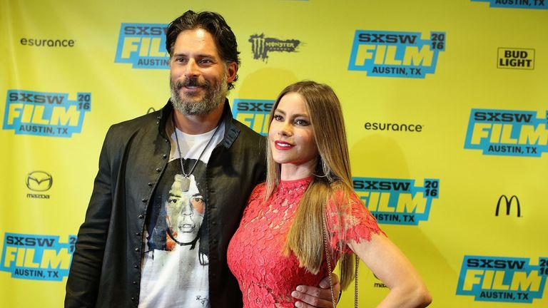 The actress is married to Magic Mike star Joe Manganiello