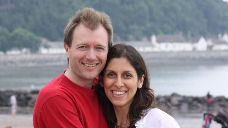Husband: 'Nazanin Distraught Over Jailing'