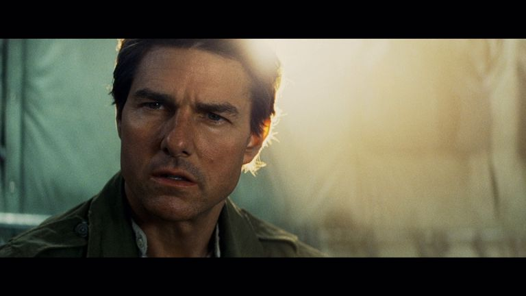 Tom Cruise returns from the dead in The Mummy