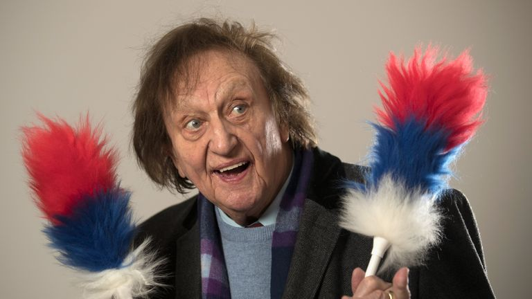 Ken Dodd will be recognised for services to the arts, and entertainment and charity