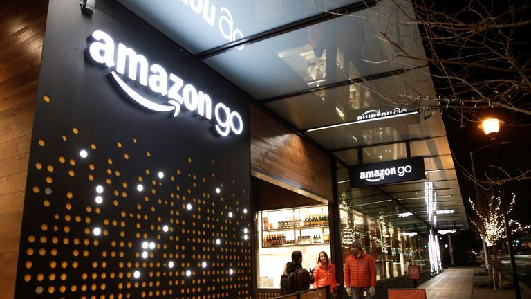 Amazon Go is set to open in Seattle next year after staff trials