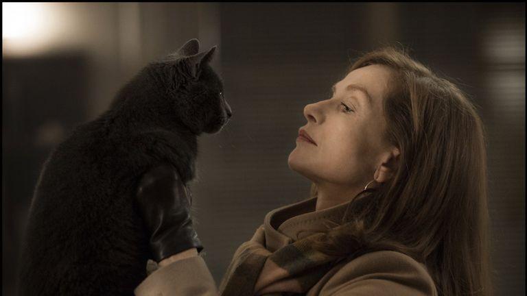 Elle is a controversial rape revenge thriller starring Isabelle Huppert
