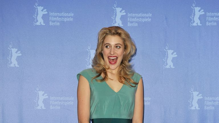 Actress Greta Gerwig was cast as the main character in the cancelled show