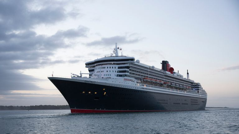 Queen Mary 2 Ship Halts Search For British Woman Overboard World