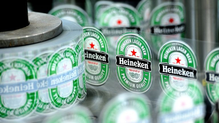 Heineken UK will have 3,000 pubs if regulators allow it