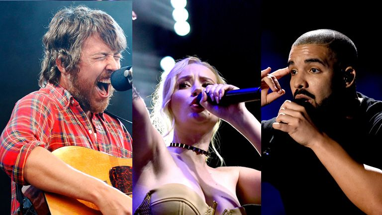 Fleet Foxes, Iggy Azalea and Drake are among the albums set to release