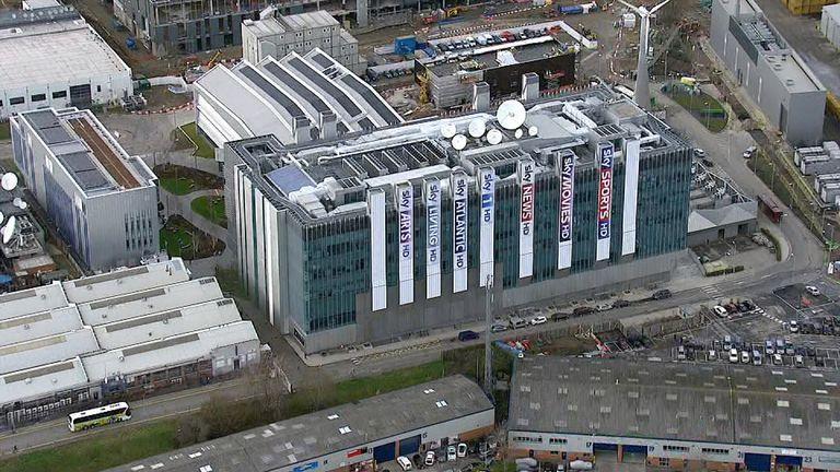 21st Century Fox has tabled a bid for Sky PLC