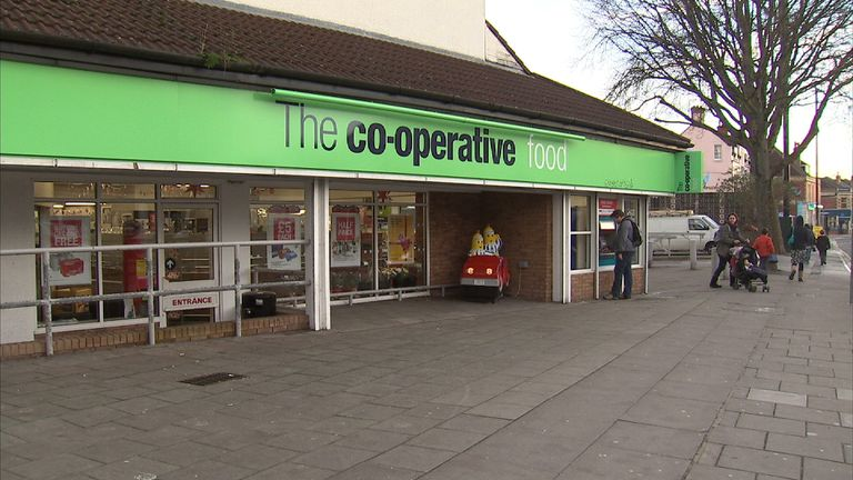 One hundred new Co-op food stores are to open in 2017