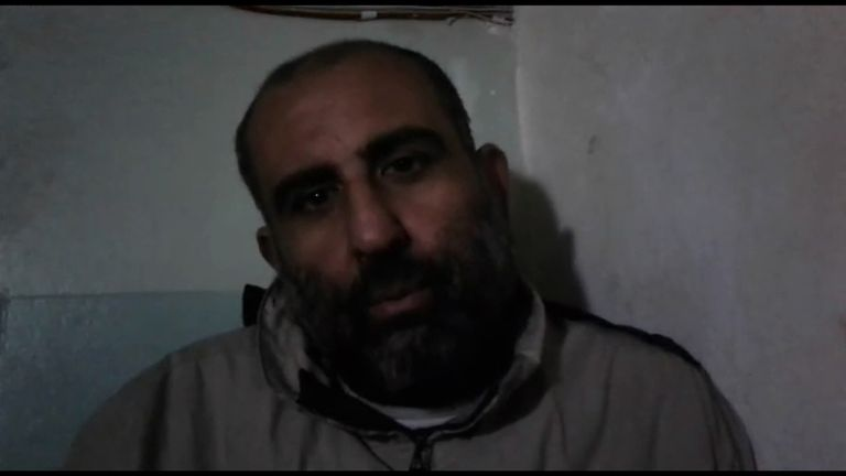 Dr Suleiman is among those trapped in eastern Aleppo