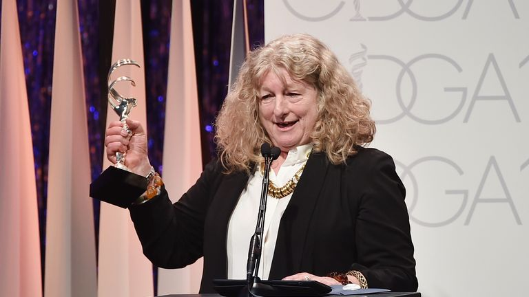 Double Oscar-winning costume designer Jenny Beavan will be named OBE for services to drama production