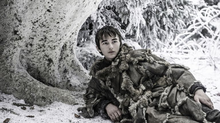 Bran was the only Stark left out of the season 7 preview