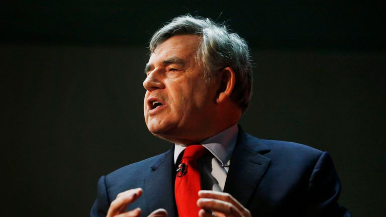 Gordon Brown introduced an extra tier of National Insurance in 2002