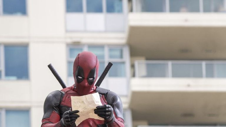 Deadpool was Reynold's passion project for 11 years