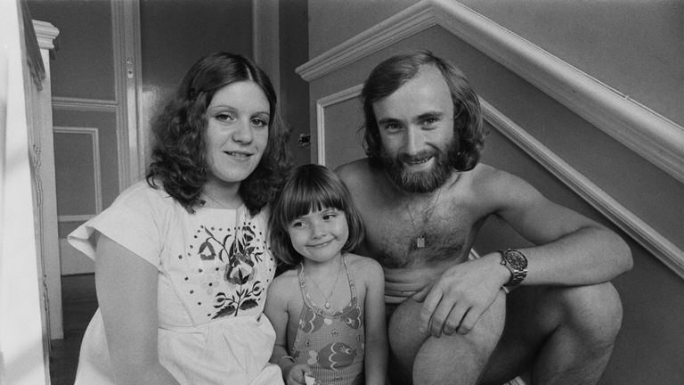 Image result for phil collins and andrea bertorelli