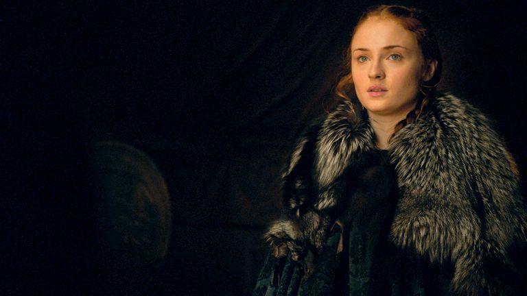 Sansa defeated the Bastard of Bolton Ramsay Bolton last season
