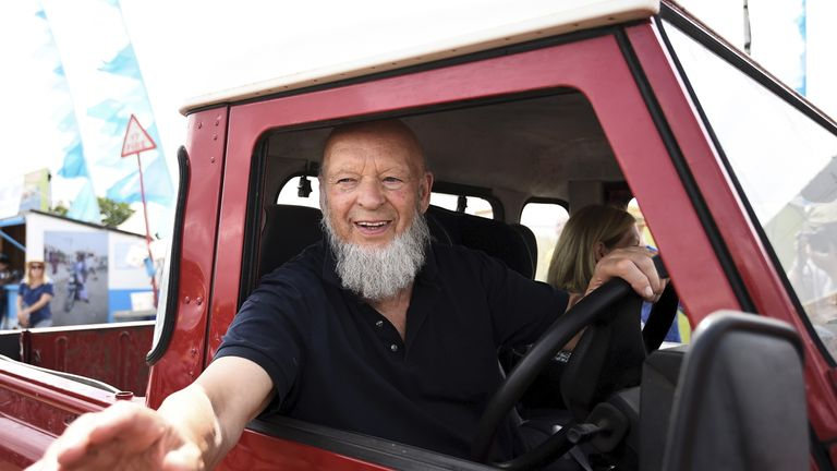 Founder Michael Eavis says he would not like the festival to be relocated permanently