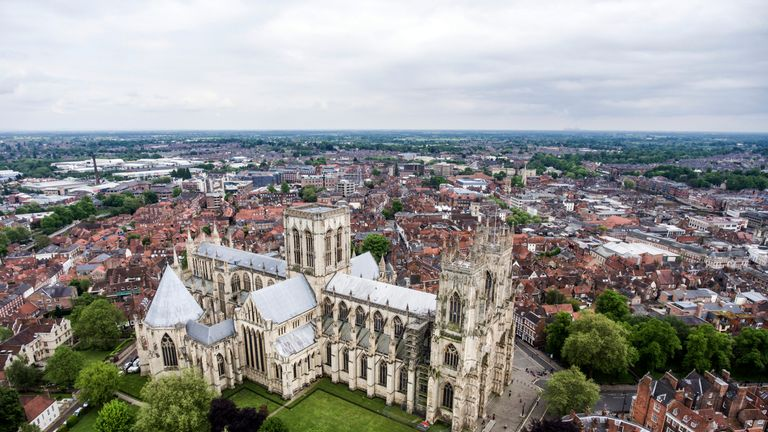 York Minster disbanded its bell-ringing group in October