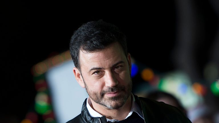 Kimmel has hosted ABC's Jimmy Kimmel Live! since 2003