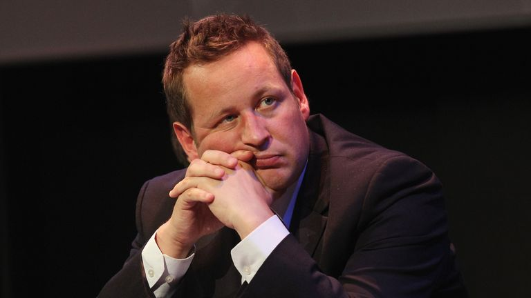 Ed Vaizey was a culture minister for six years