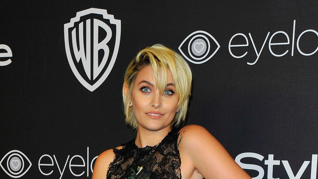 Paris Jackson was 11 years old when her father died