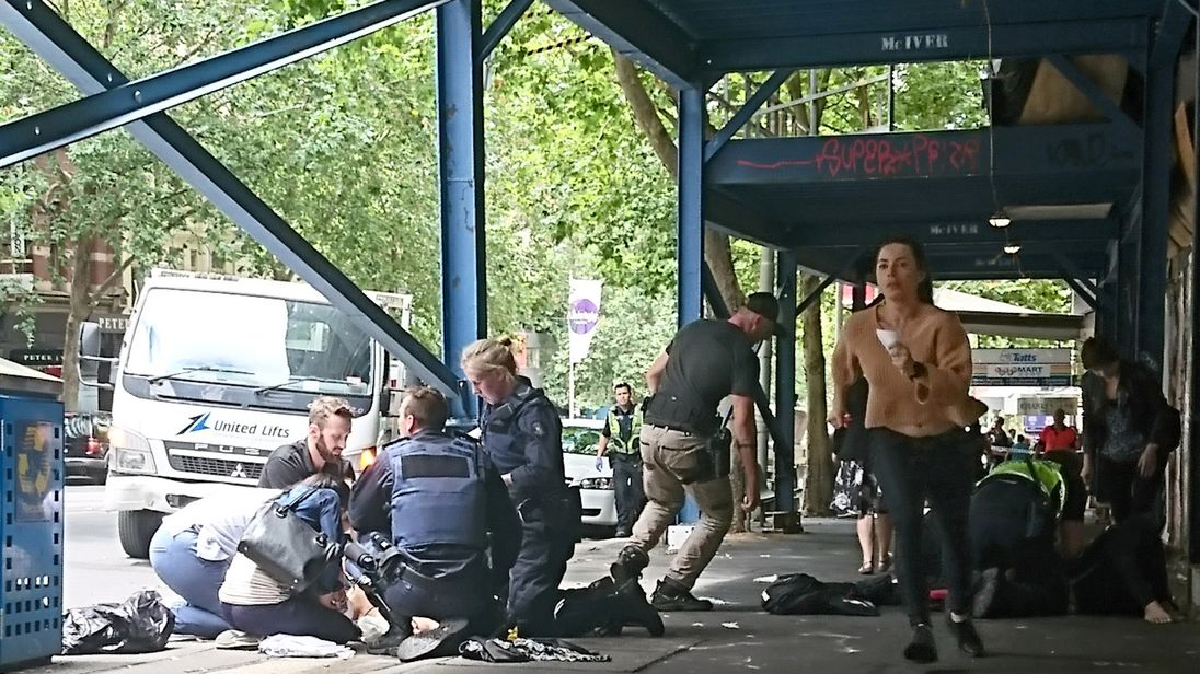 Melbourne attacker guilty of killing six people in drug rampage