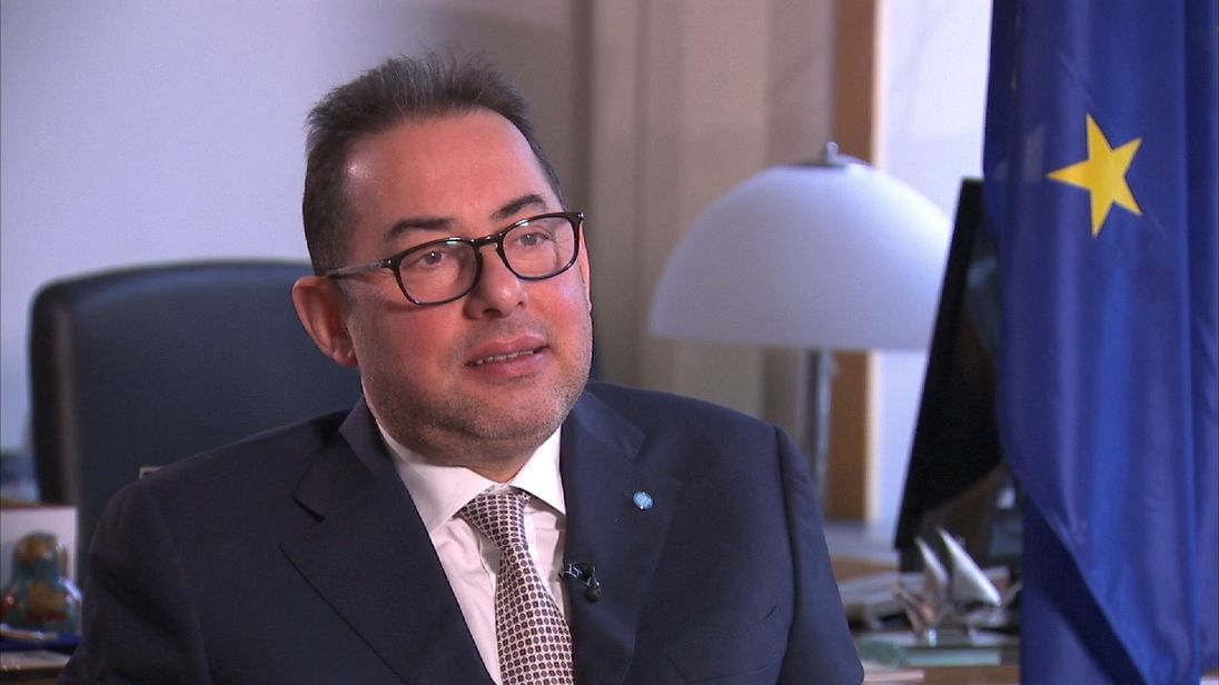 Gianni Pittella believes Donald Trump wants to undermine the EU