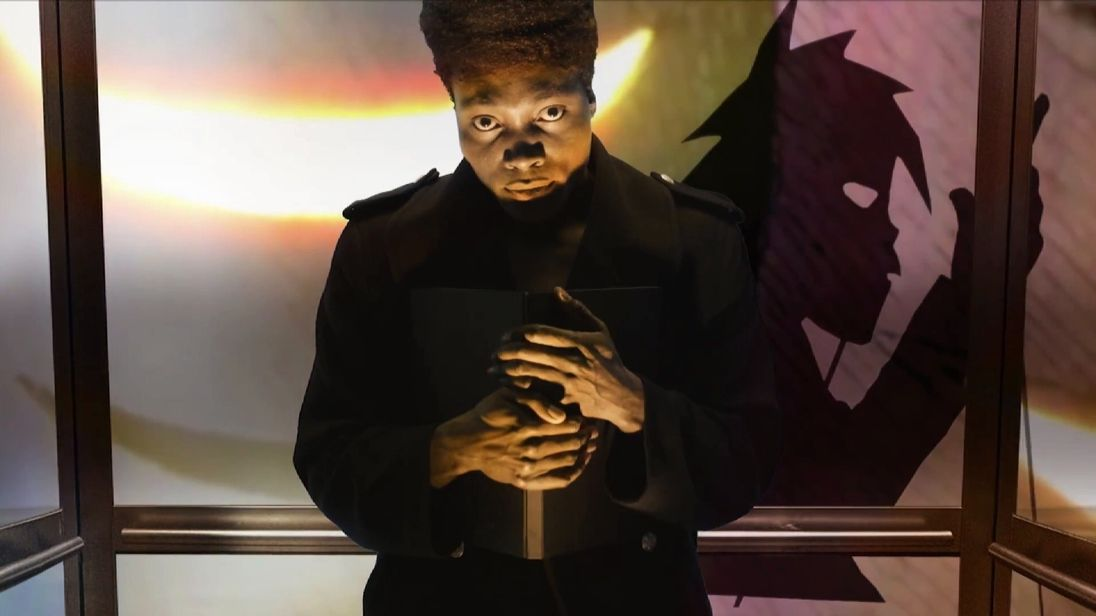 The song features vocals from Mercury Prize-winning poet and composer Benjamin Clementine