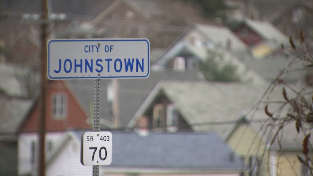 Johnstown, Pennsylvania voted for Donald Trump