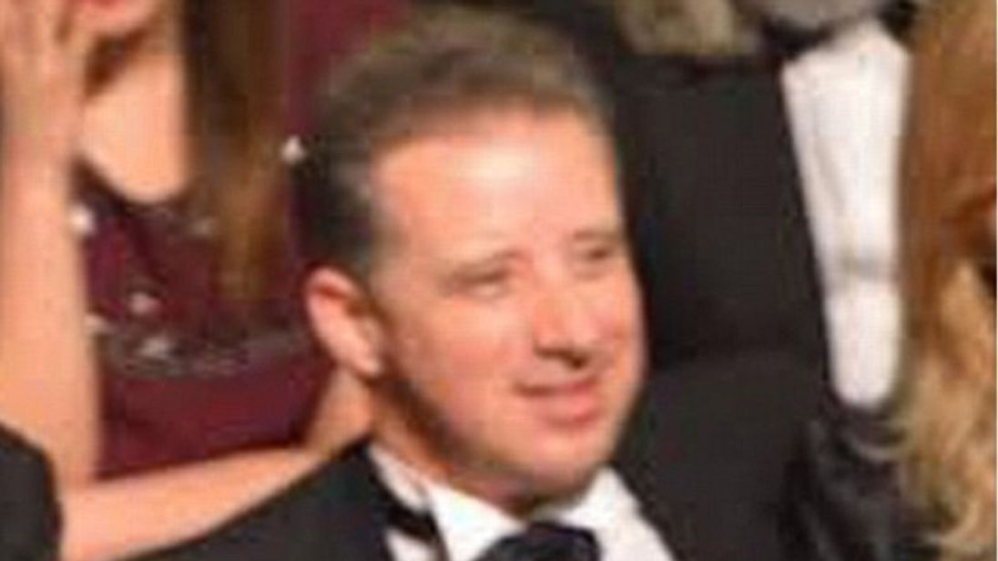 The author of the explosive Trump dossier Christopher Steele
