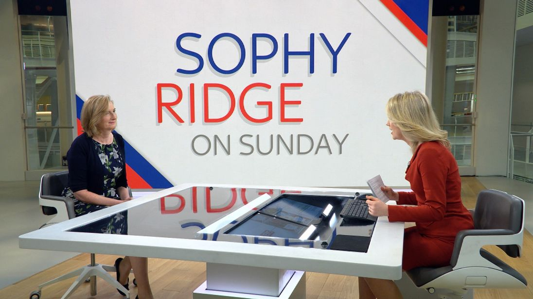 Tory MP Dr Sarah Wollaston speaks to Sky's Sophy Ridge on Sunday about the NHS