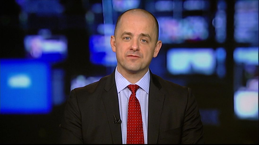 Former CIA operations officer and Independent Presidential candidate Evan McMullin shares his thoughts on Donald Trump and his attitude to Vladimir Putin