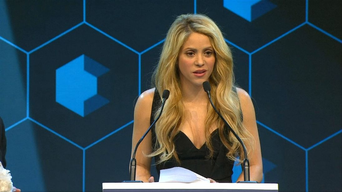 Shakira on 'driving people nuts' with education push