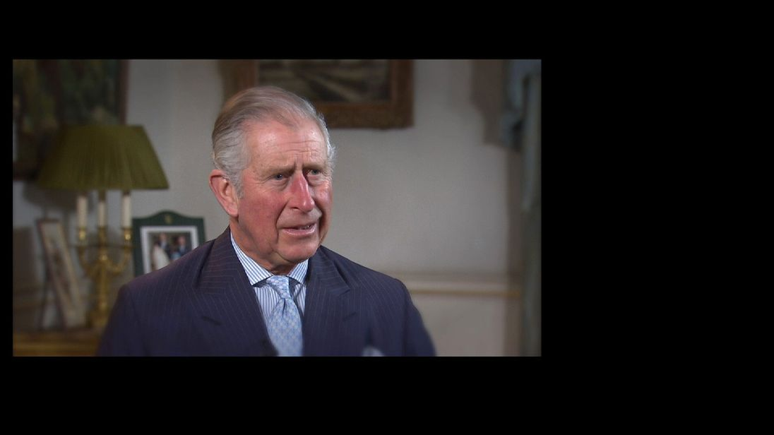 Sky has exclusively seen a new Ladybird book co-written by Prince Charles about the threat of global warming.