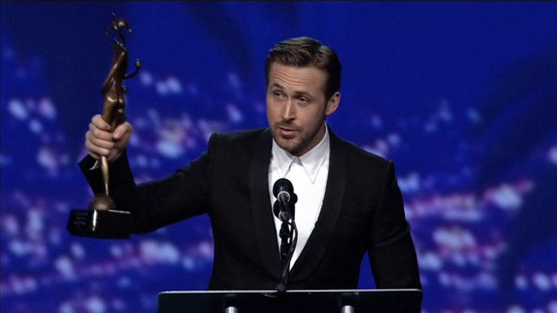 Gosling thanks Debbie Reynolds for La La Land inspiration