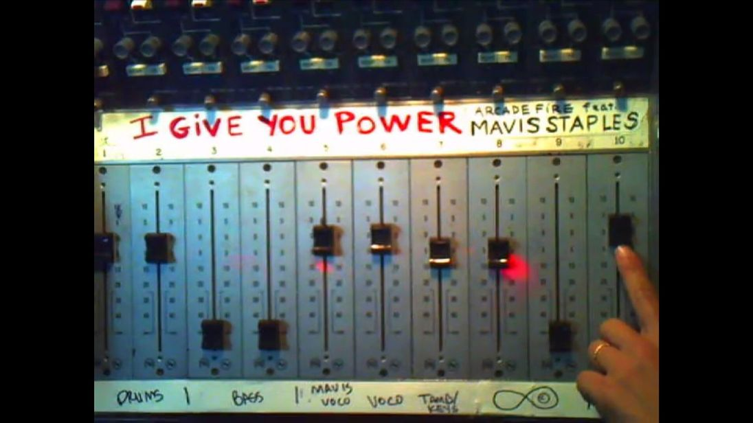 Arcade Fire's new track features R&B legend Mavis Staples