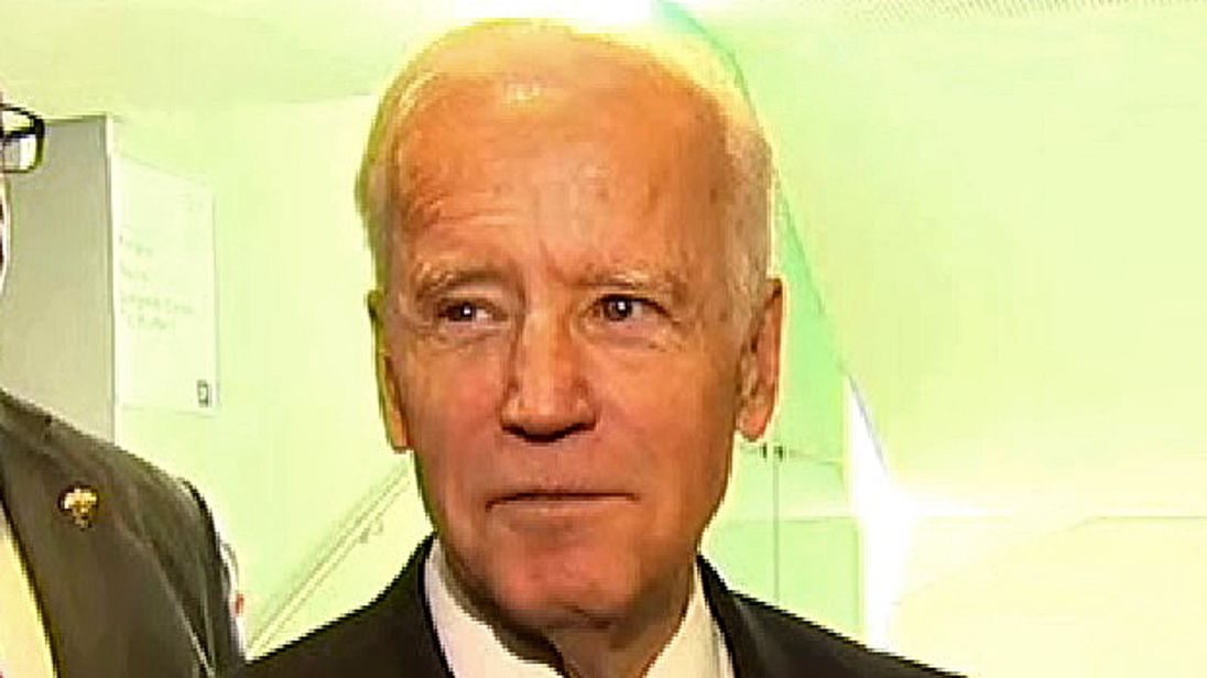 Joe Biden has said he will return to just being a US citizen for the first time in a long time