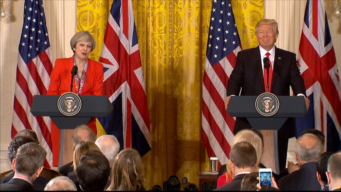 Trump urged to avoid London during UK visit