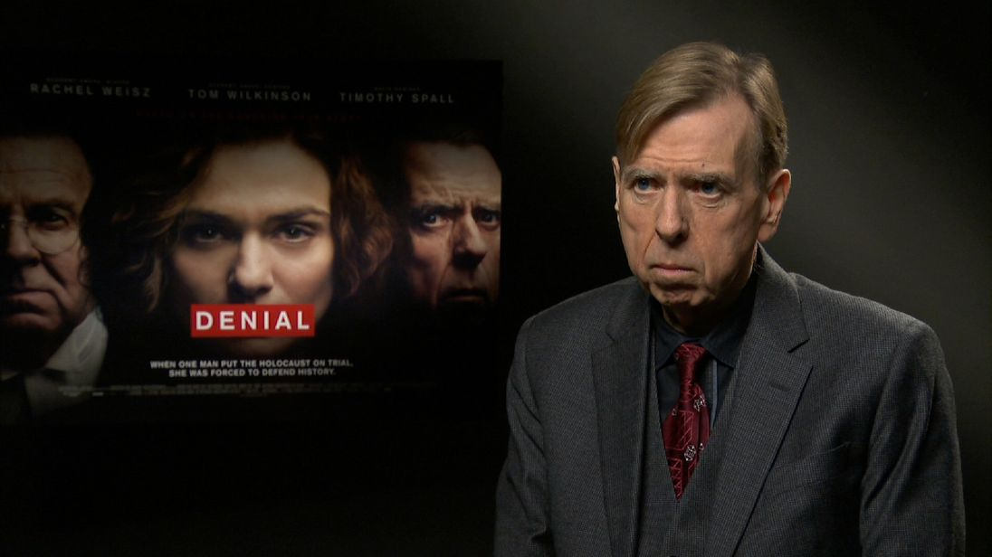Spall discusses the 'isolation' of playing the antagonist