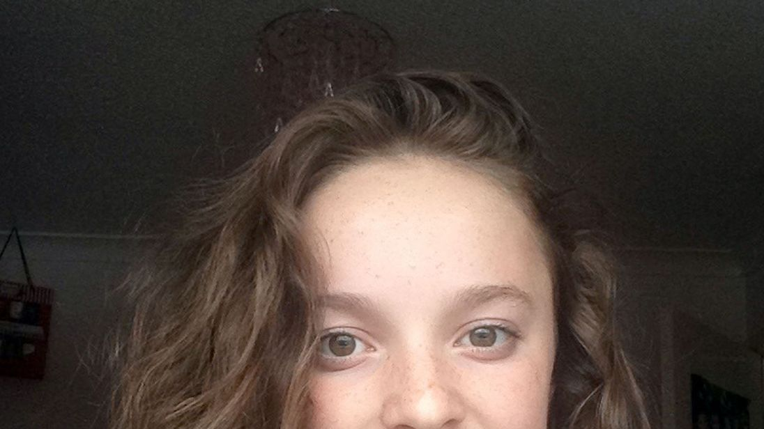 Megan Lee, 15, died on New Year's Day