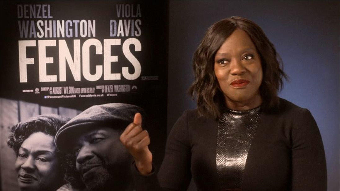 Fences star Viola Davis on how to deal with awards fever